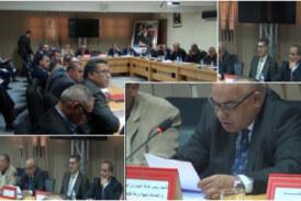 Midelt: la troisième session ordinaire de l'Assemblée générale de la CCISDT pour l'an 2016.