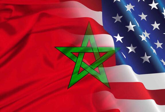 Economic Mission Moroccan American in Washington