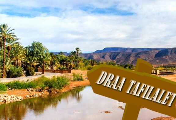 DRAA TAFILALET: REGIONAL CHALLENGES