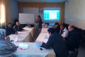 Formation au profit des Membres et des cadres de la CCISDT