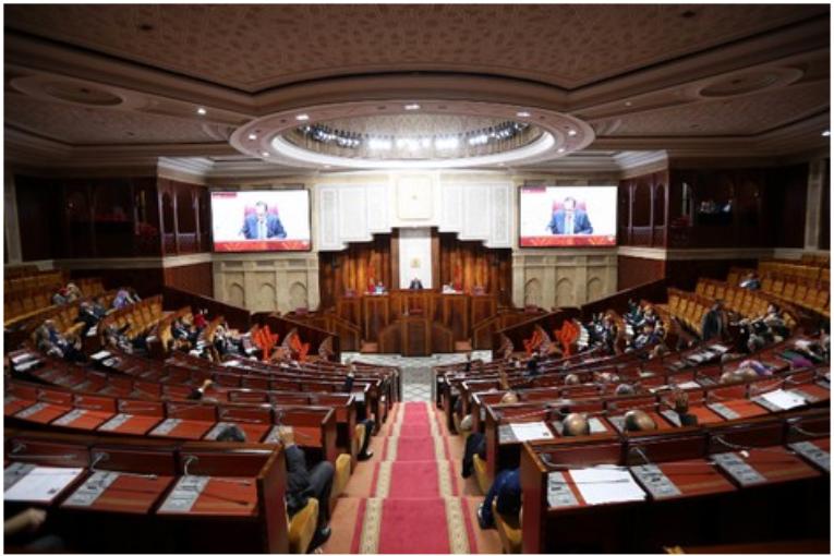 مجلس النواب يناقش موضوع تمويل الاقتصاد الوطني.