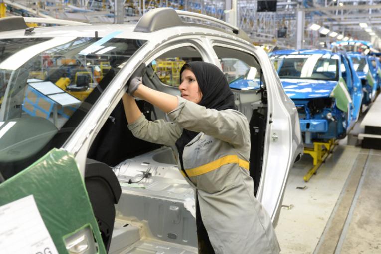 صادرات صناعة السيارات المغربية تنعش مبادلات المملكة مع أوروبا