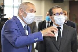 تداعيات كوفيد-19: مولاي حفيظ العلمي يجتمع بمكتب جامعة الغرف المغربية للتجارة والصناعة